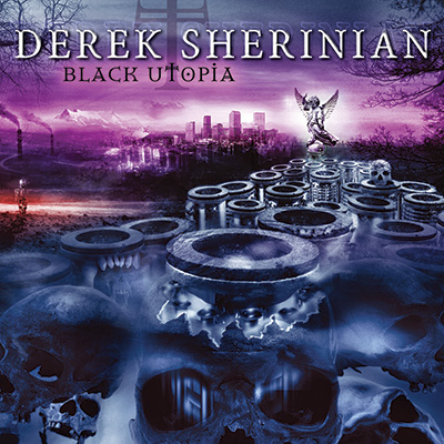 Black Utopia (Reissue) by Derek Sherinian