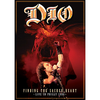 Finding The Sacred Heart - Live In Philly 1986 (CD/DVD/Blu-Ray) by Dio