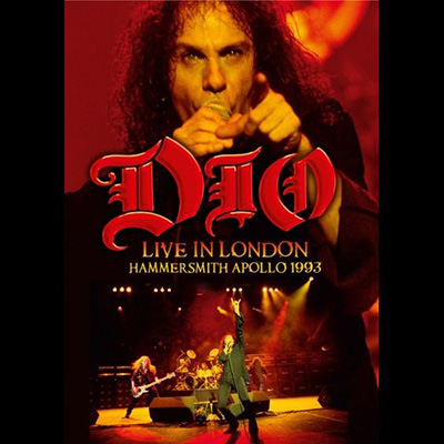 Live In London: Hammersmith Apollo 1993 by Dio