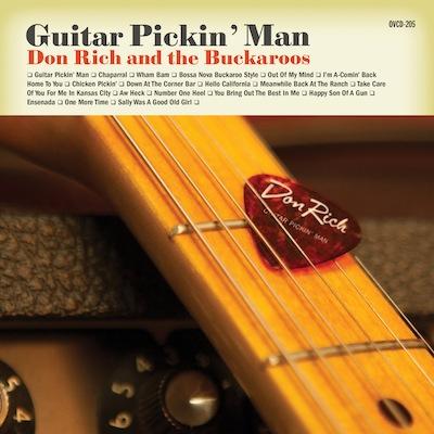 Don Rich And The Buckaroos - Guitar Pickin' Man