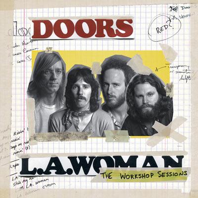 The Doors - L.A. Woman: The Workshop Sessions (Vinyl)