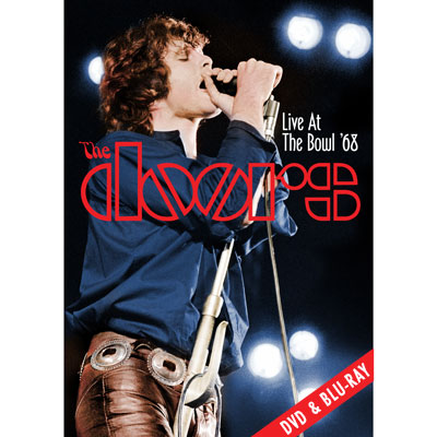 Live At The Bowl '68 (DVD/Blu-ray) by The Doors