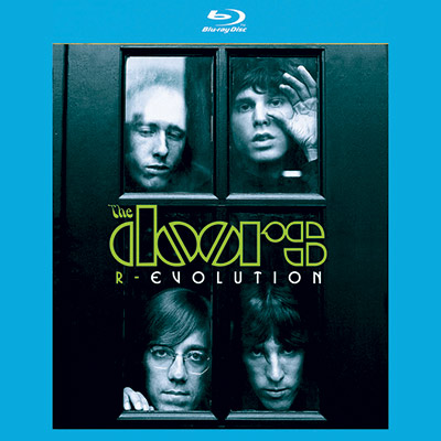R-Evolution (Blu-ray) by The Doors