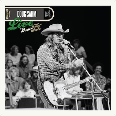 Doug Sahm - Live From Austin TX (Vinyl)