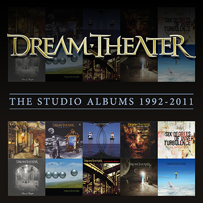 The Studio Albums 1992-2011 by Dream Theater