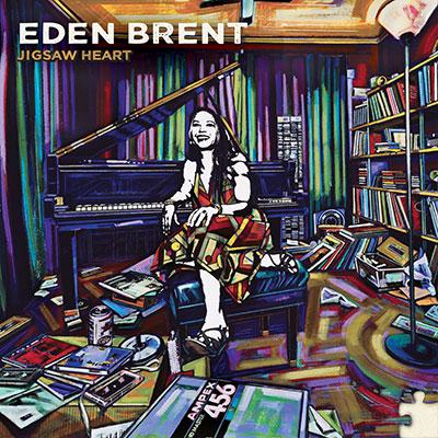 Jigsaw Heart by Eden Brent