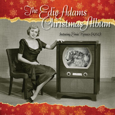 The Edie Adams Christmas Album by Edie Adams