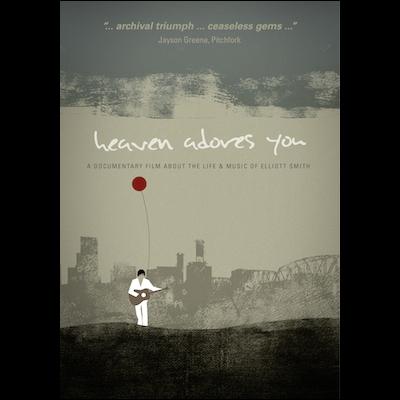 Elliott Smith - Heaven Adores You (DVD)