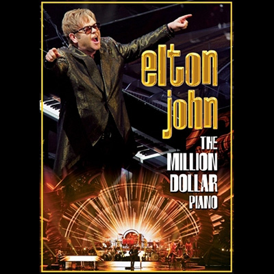 The Million Dollar Piano (DVD) by Elton John