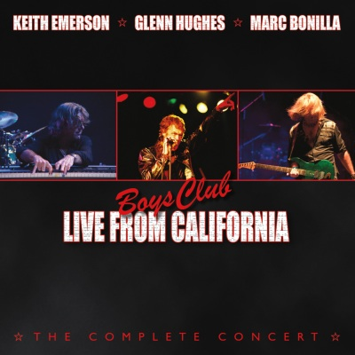 The Boys Club: Live From California: The Complete Concert by Emerson, Hughes, & Bonilla