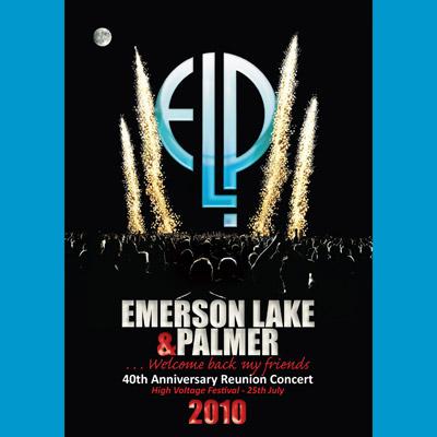Emerson, Lake & Palmer - 40th Anniversary Reunion Concert (DVD)