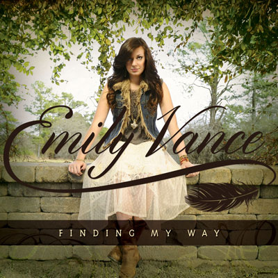 Finding My Way (EP) by Emily Vance