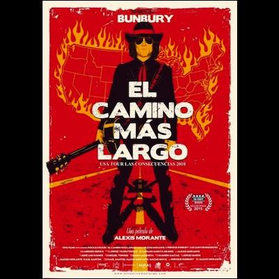 Enrique Bunbury - El Camino Mas Largo (DVD)