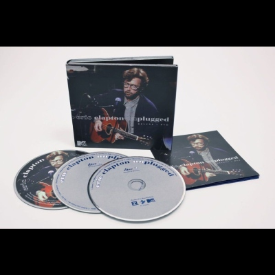 Unplugged: Deluxe Edition by Eric Clapton