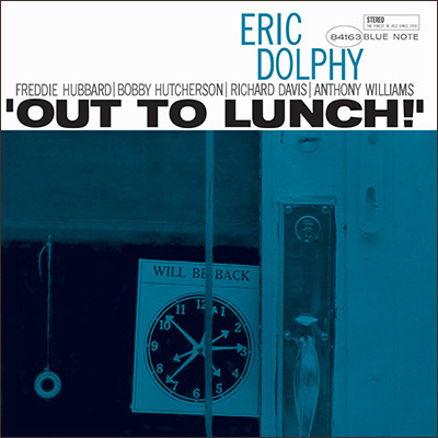 Out To Lunch! (Vinyl Reissue) by Eric Dolphy