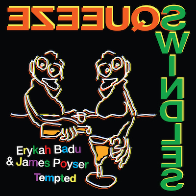 Erykah Badu & James Poyser - Tempted (Vinyl Single) RSD Exclusive