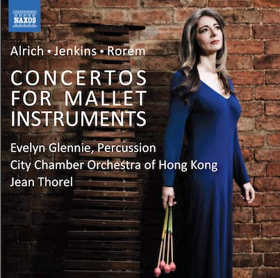 Evelyn Glennie | City Chamber Orchestra Of Hong Kong - Concertos For Mallet Instruments