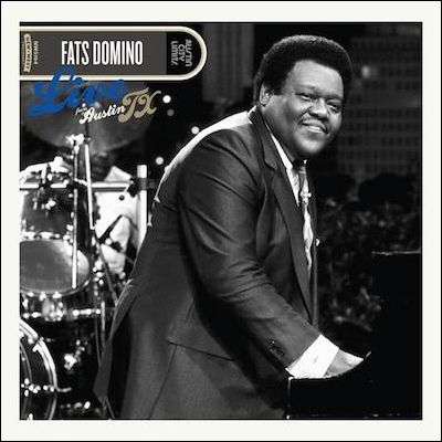 Fats Domino - Live From Austin TX (Vinyl)
