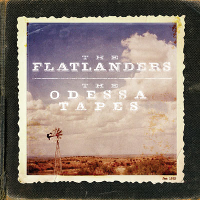 The Odessa Tapes (CD/DVD) by The Flatlanders