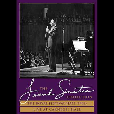 Frank Sinatra - The Royal Festival Hall (1962) + Live At Carnegie Hall (DVD)