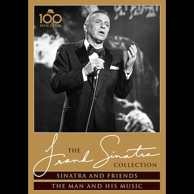 Frank Sinatra - Sinatra And Friends + The Man And His Music (DVD)
