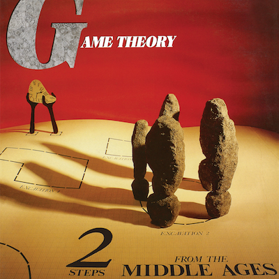 Game Theory - 2 Steps From The Middle Ages (Expanded Reissue)