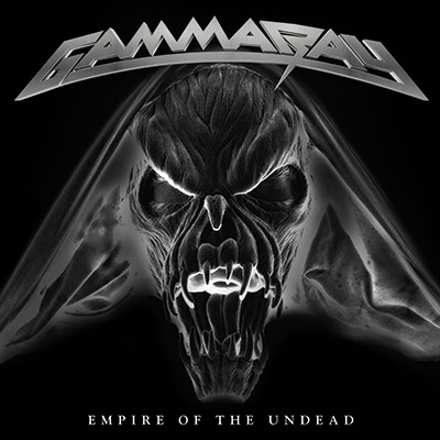 Empire Of The Dead by Gamma Ray