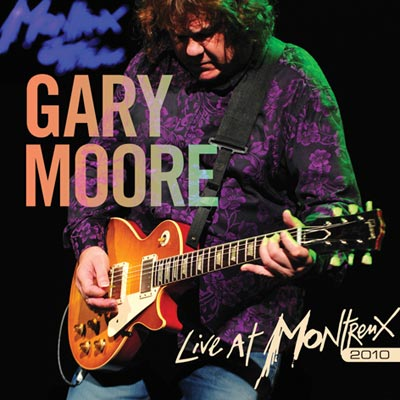 Gary Moore - Live At Montreux 2010 (CD/DVD)