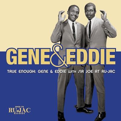 Gene & Eddie - True Enough: Gene & Eddie With Sir Joe At Ru-Jac