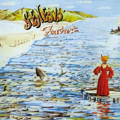 Foxtrot (Vinyl Reissue) by Genesis