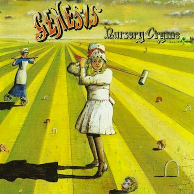 Nursery Cryme (Vinyl Reissue)