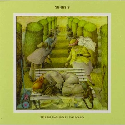 Selling England By The Pound (Vinyl Reissue) by Genesis