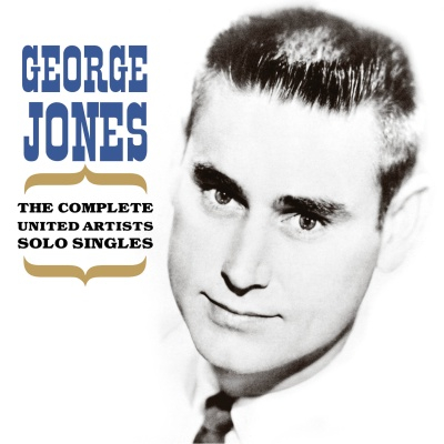 The Complete United Artists Solo Singles by George Jones