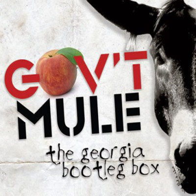 Gov't Mule - The Georgia Bootleg Box