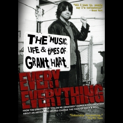Every Everything: The Music, Life & Times Of Grant Hart (DVD) by Grant Hart