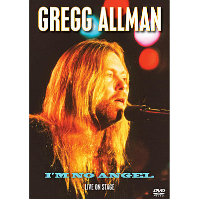 I'm No Angel: Live On Stage (DVD) by Gregg Allman