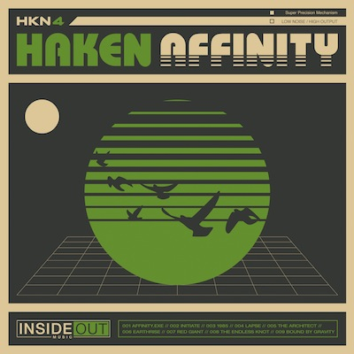 Haken, Affinity New Music, Songs, & Albums, 2019