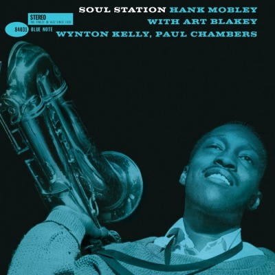 Soul Station (Vinyl Reissue) by Hank Mobley