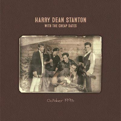 Harry Dean Stanton With The Cheap Dates - October 1993