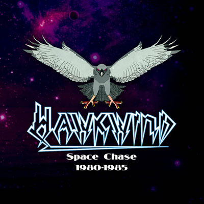 Hawkwind - Space Chase 1980 - 1985