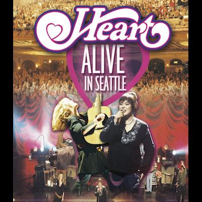 Heart - Alive In Seattle (DVD/Blu-ray)