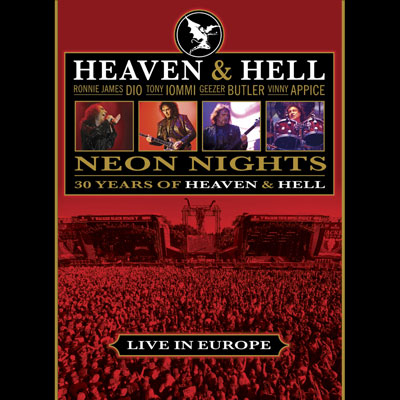 Heaven & Hell - Neon Nights (DVD)