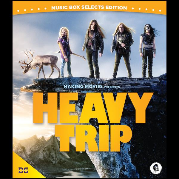 Jukka Vidgren, Juuso Laatio (Directors) - Heavy Trip (Blu-ray)