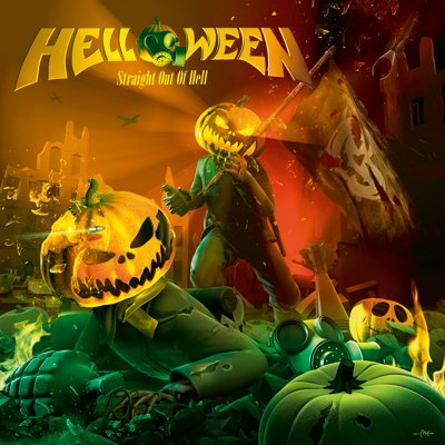 Straight Out Of Hell by Helloween