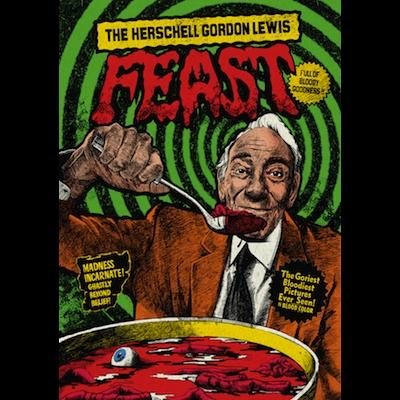 Herschell Gordon Lewis - The Herschell Gordon Lewis Feast (DVD/Blu-ray)