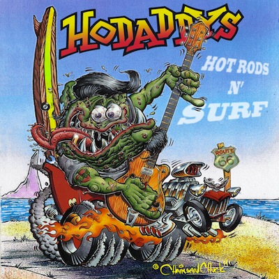 Hodaddys - Hot Rods N' Surf