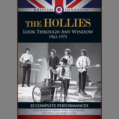 The Hollies - Look Through Any Window 1963-1975 (DVD)