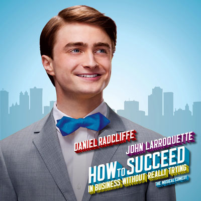 2011 Cast Recording - How to Succeed In Business Without Even Trying