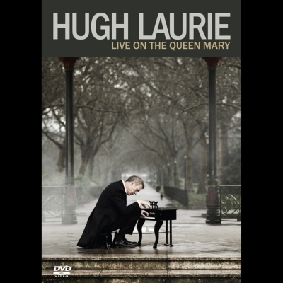 Live On The Queen Mary (DVD/Blu-ray) by Hugh Laurie