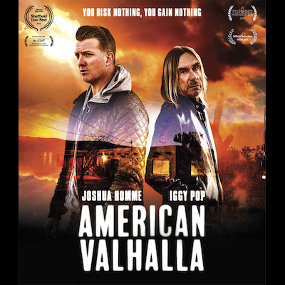 Iggy Pop & Joshua Homme - American Valhalla (DVD/Blu-ray)